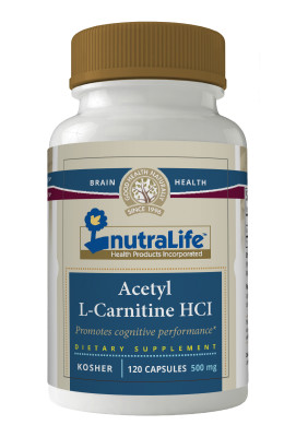 Nutralife Acetyl L-Carnitine