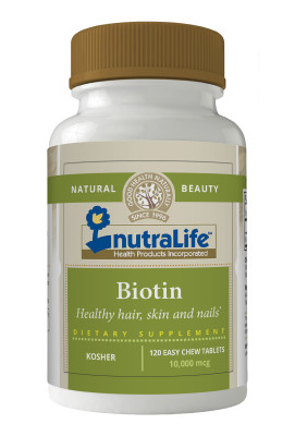 Nutralife Biotin 10,000mcg
