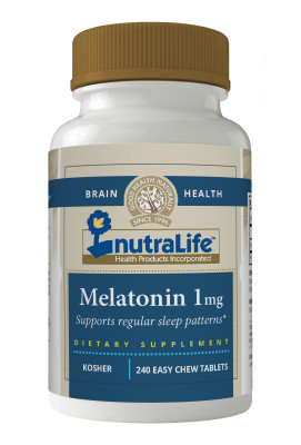 Nutralife Melatonin 1mg