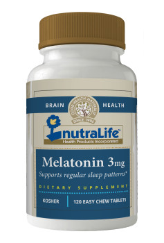 Nutralife Melatonin 3mg