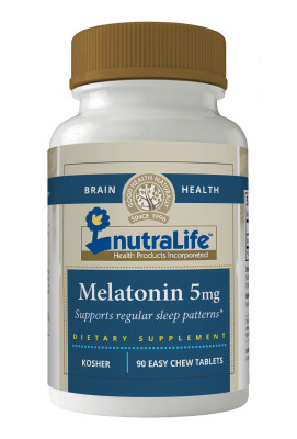Nutralife Melatonin 5mg