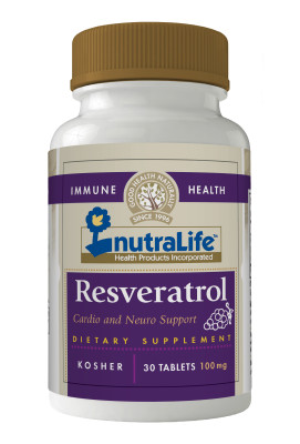 Nutralife Resveratrol